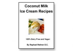 Coconut Milk Ice Cream Recipes